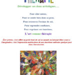 Atelier art-therapie