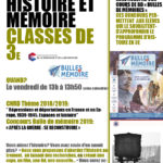 Atelier memoire et histoire