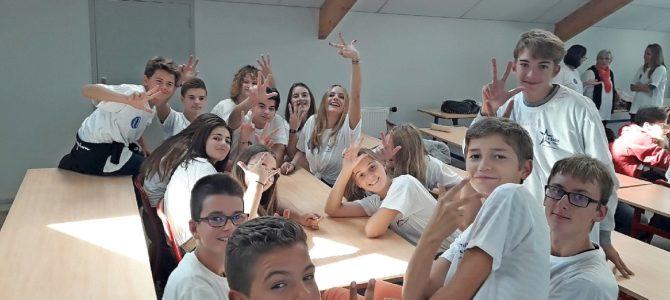 Journée des délégués de 3<sup>ème</sup> du Réseau La Salle à La Motte Servolex