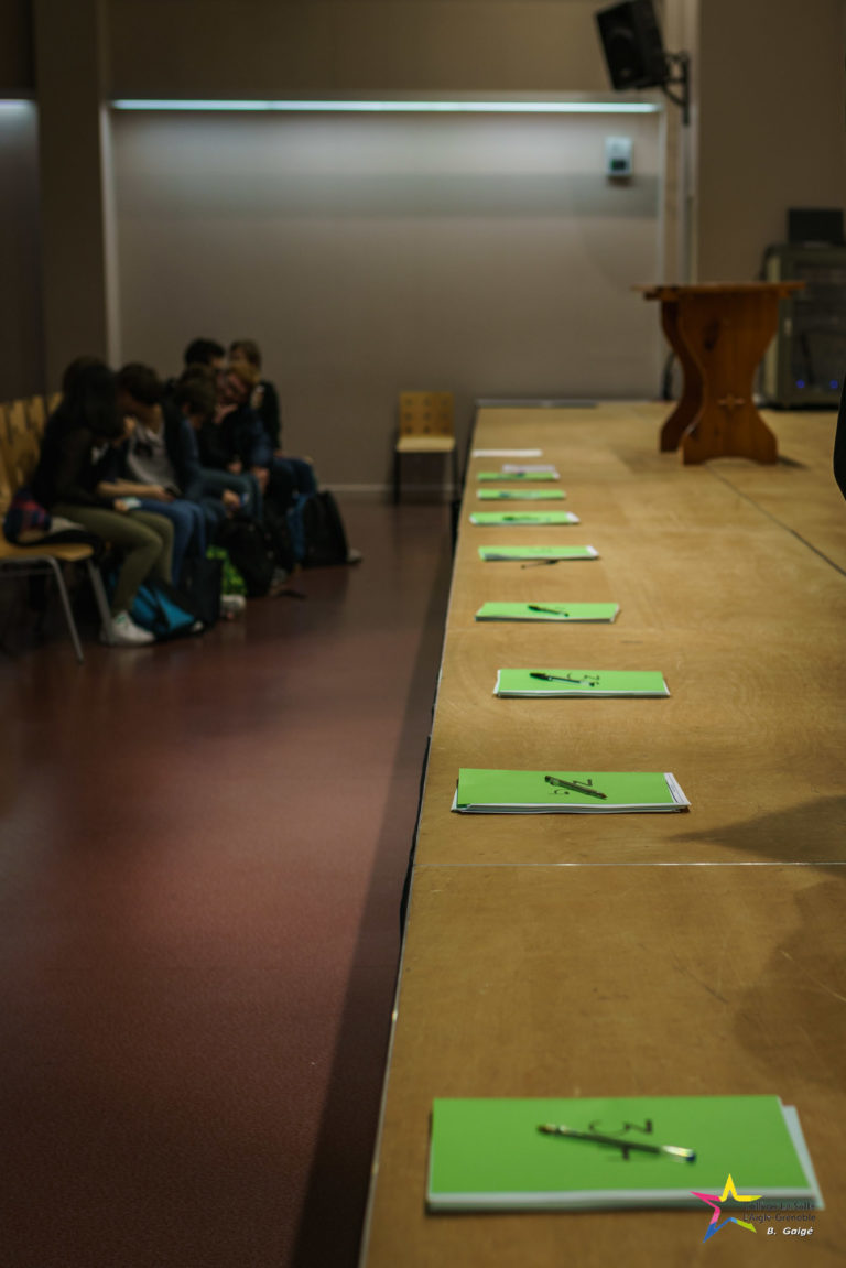Remise des diplômes aux élèves de la promotion 2018-2019