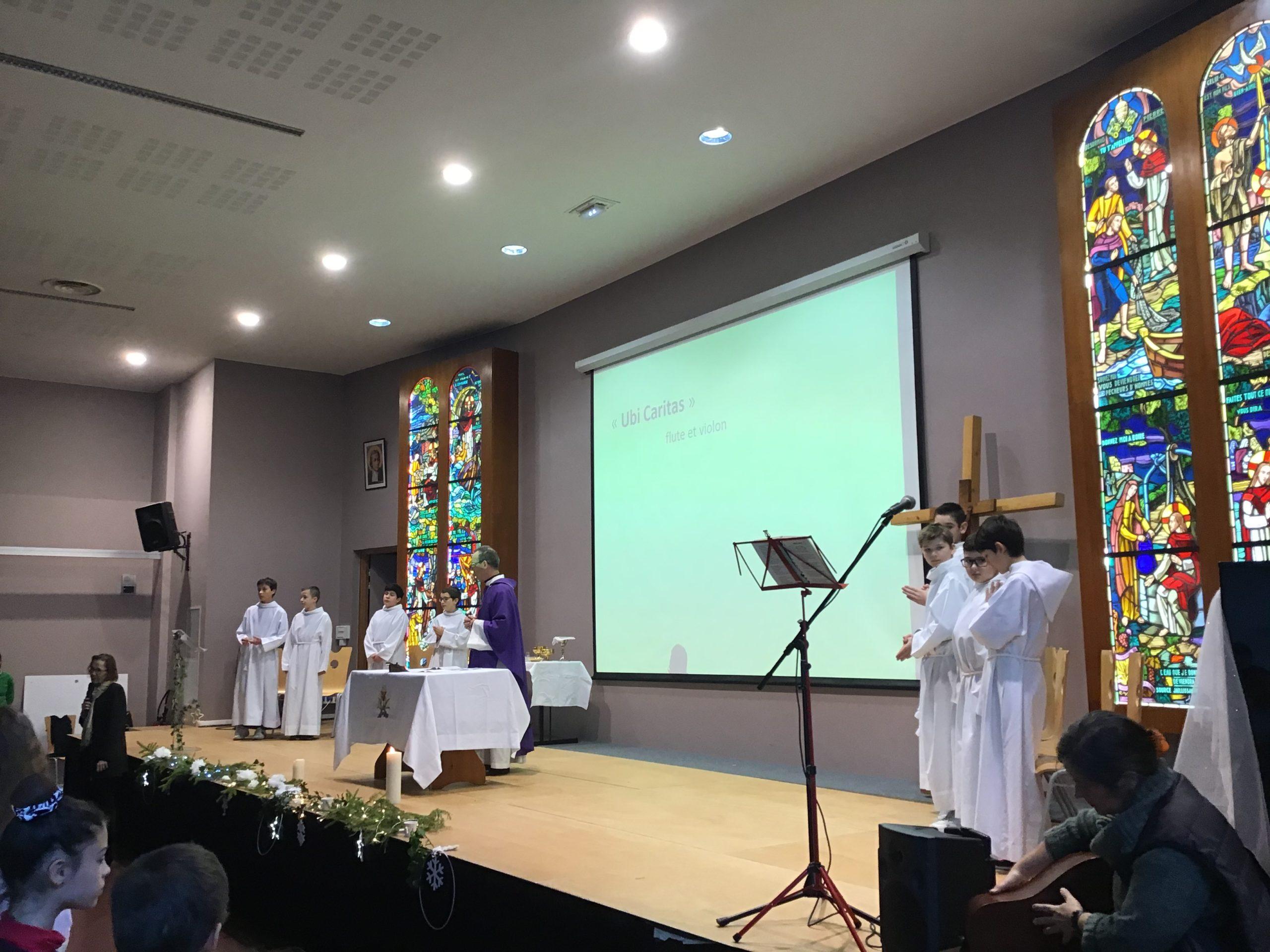 Messe de l'Avent