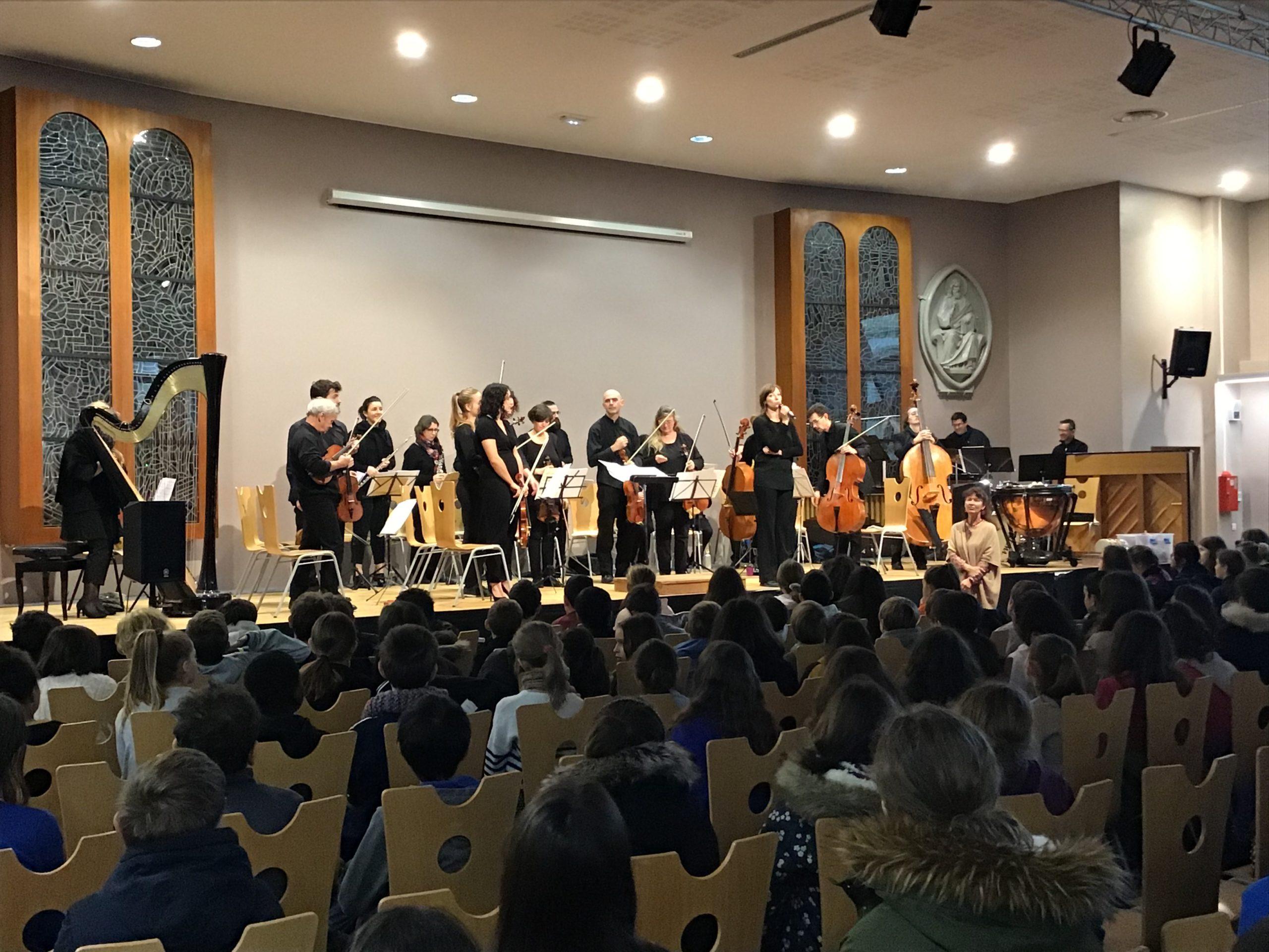 Concert du Claix Chamber Orchestra