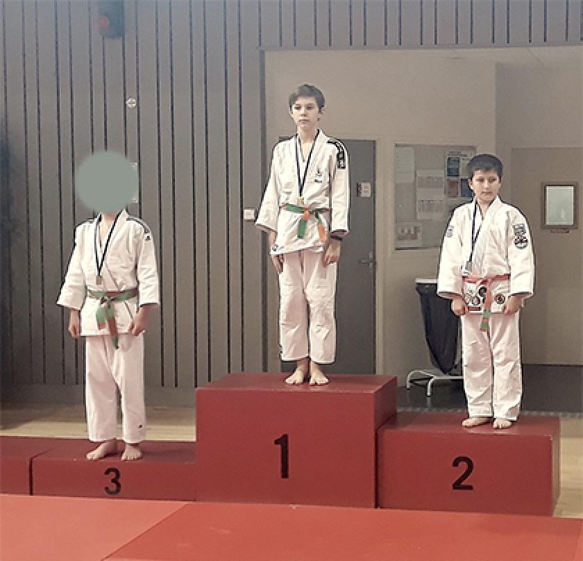 Championnat territorial de judo, UGSEL, à Clermont-Ferrand
