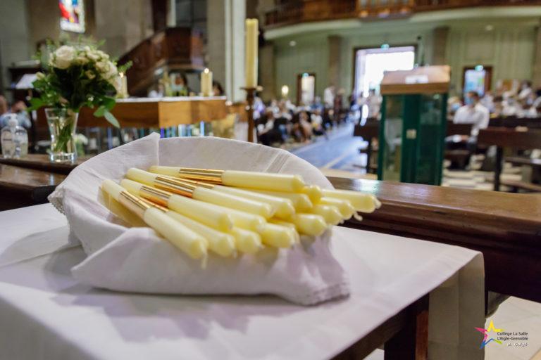 Baptêmes à l'église Saint-Louis