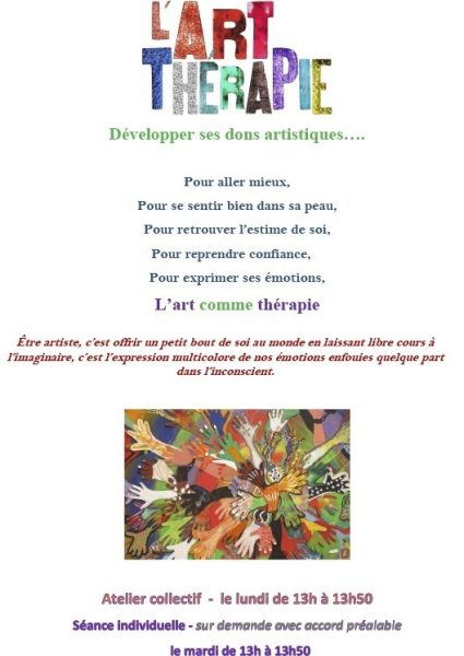 Atelier art-therapie